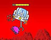 Play Alien Rescue  on Play26.COM