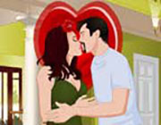 Play Angelina And Brad Kissing on Play26.COM