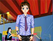 Play Anime Joe Dress up  on Play26.COM