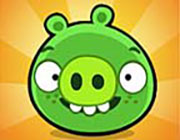 Play Bad Piggies on Play26.COM