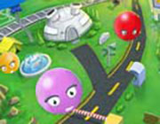 Play Balloon Town Game