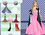 Play Barbie makeover Magia on Play26.COM