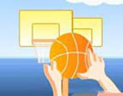 Play Basketball-Spiel  on Play26.COM