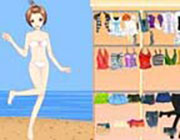 Play Beach Girl  on Play26.COM