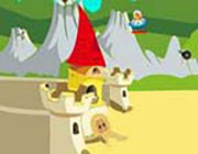 Play Mushroom Men pokonać górę  on Play26.COM