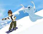 Play Ben 10 and the ghost on Play26.COM