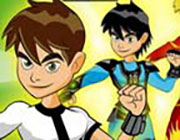 Play Ben 10 Dress Up on Play26.COM