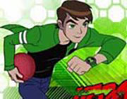Play Ben 10 pahlawan Hoops  on Play26.COM