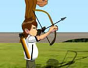 Play Бен 10 Longbow  on Play26.COM