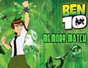 Play Ben 10 Memory Match on Play26.COM