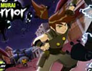 Play Ben 10 Samurai prajurit Game