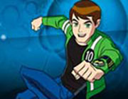 Play Ben 10 Super Puzzle  on Play26.COM
