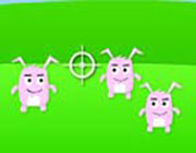 Play Blastoff Bunnies on Play26.COM