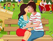 Play Blocking And Kissing on Play26.COM