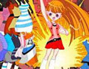 Play Blossom Girl Dress Up Atomówki  on Play26.COM