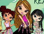 Play Bratz Gettin Ready on Play26.COM