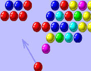 Play BUBBLE GAME on Play26.COM