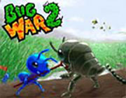 Play Bug War 2 on Play26.COM