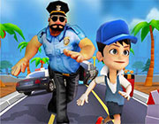 Play BUS SUBWAY RUNNER on Play26.COM