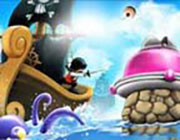 Play Kuchen Pirate Game
