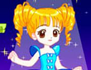 Play Cartoon Girl on Play26.COM