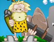 Play Caveman Run on Play26.COM