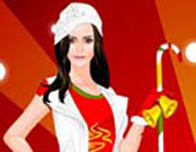 Play Weihnachtsurlaub Dressup  on Play26.COM