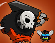 Play CLASH OF SKULLS on Play26.COM