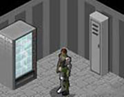 Play Cyber ​​recesión Guerrero Edgar  Game