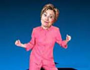 Play Dancing Hilary Game
