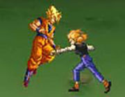 Play Dragon Ball Z Lutte on Play26.COM
