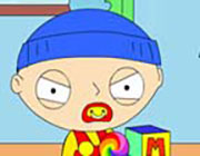 Play Dress Up Stewie on Play26.COM