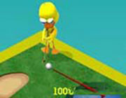 Play Duck Golfer Game
