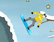 Play Ekstrim Snowboard  on Play26.COM