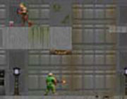 Play Flash Doom 2D Game