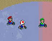 Play Kart gratis mario  on Play26.COM