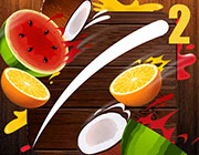 Play FRUIT SLICE 2 on Play26.COM