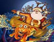 Play Naljakas Christmas Puzzle  on Play26.COM