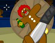 Play Gingerbread Circus 2 on Play26.COM
