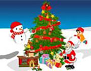 Play Gorgeous Christmas Tree on Play26.COM
