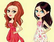 Play Gossip Girls Style Dressup 1 on Play26.COM