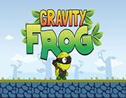 Play GRAVITY FROG on Play26.COM