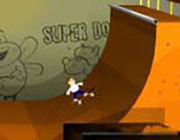 Play Half Pipe Skateboarding on Play26.COM