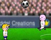 Play Kopf Aktion Fußball  on Play26.COM