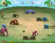 Play Khan Kluay Kids War  on Play26.COM