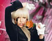 Play Lady Gaga Dress Up  on Play26.COM