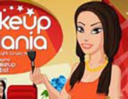 Play Makeup Mania  on Play26.COM