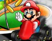 Play Mario Racing Tournament  on Play26.COM