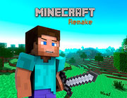Play Minecraft Remake on Play26.COM