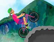 Play Mountain Rider Game